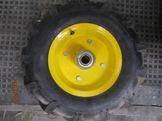 Литое колесо