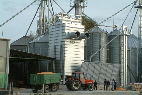 зерносушительная машина