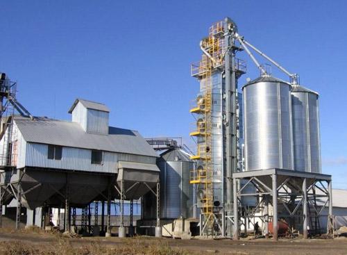 камерная зерносушилка